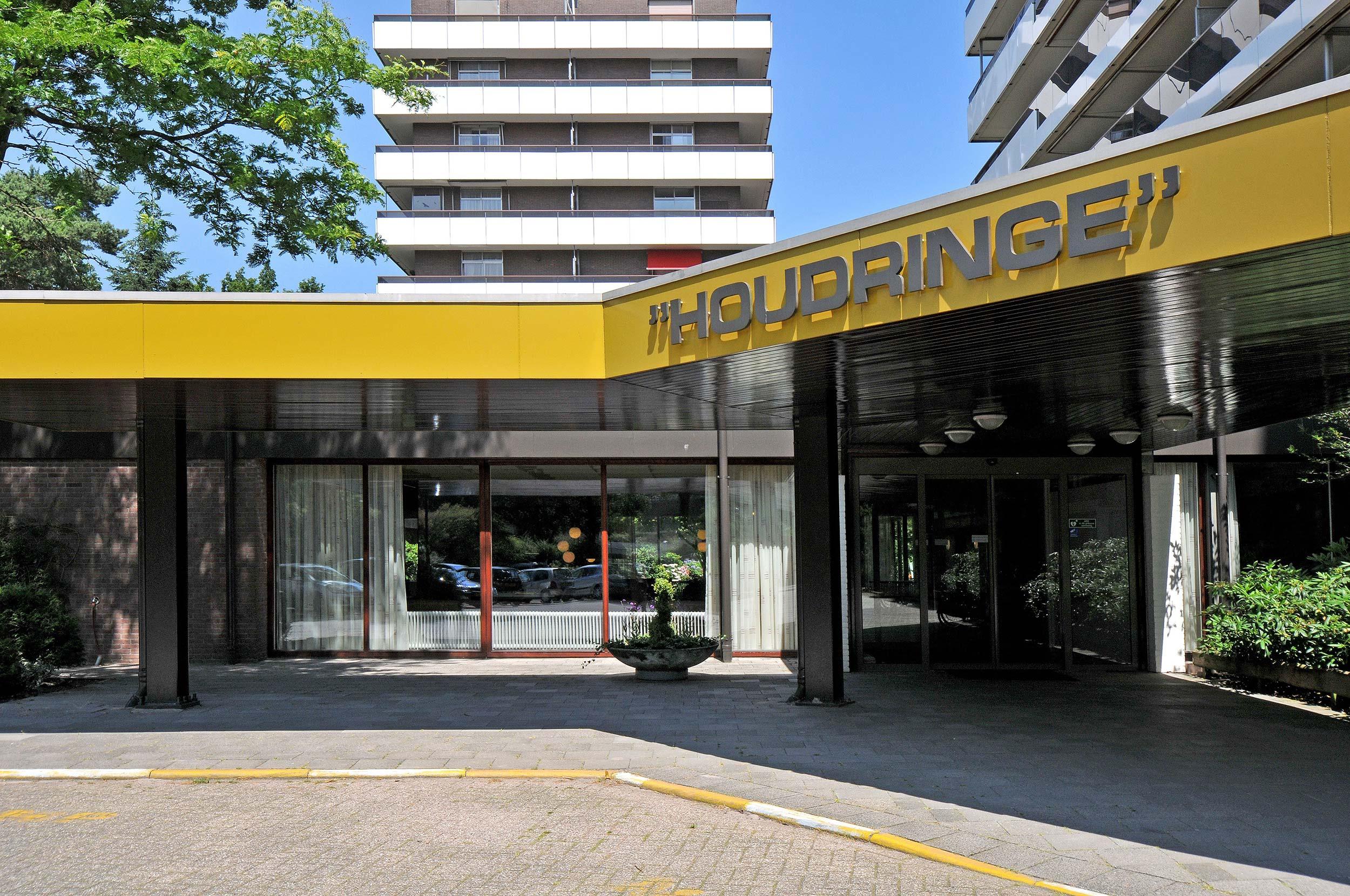 Serviceflat Houdringe entree