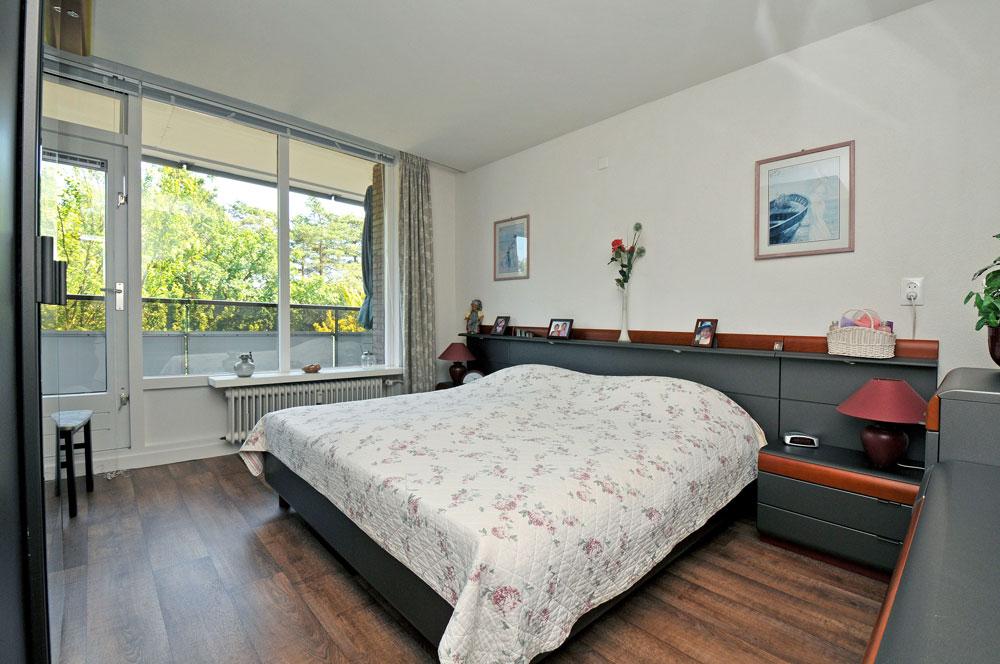 Serviceflat Houdringe slaapkamer